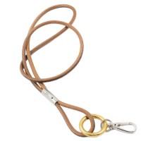 Keyhanger Natur Læder